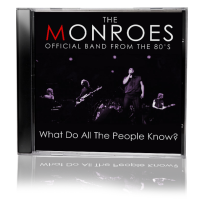 "The Monroes Digital Remastered 2013 ""What Do All The People Know?"""