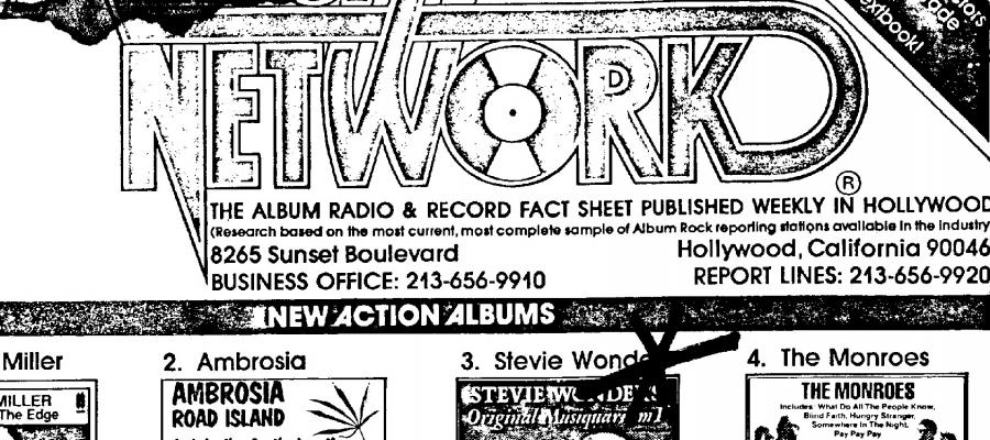 Album Network New Action Albums
