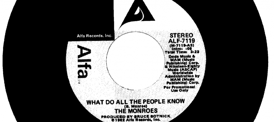 the 45 of What do all the people know